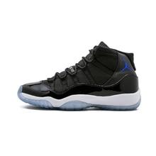 buy online 60459 b6880 Jordan Retro 11 Man Basketball Shoes Win Like 96 University Gamma Blue Bred  High Black Athletic