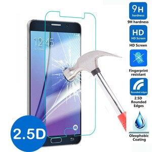 Закаленное стекло 9H для Samsung Galaxy J3 J5 J7 Neo Core Nxt J701 A3 A5 2015, Защитное стекло для Samsung A3 A5 A710 2016 J120F