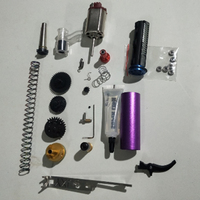 2018 High Performance Modified Kit For JM Gen.9 M4A1 Gearbox Modificaton And Upgrade With High Quality