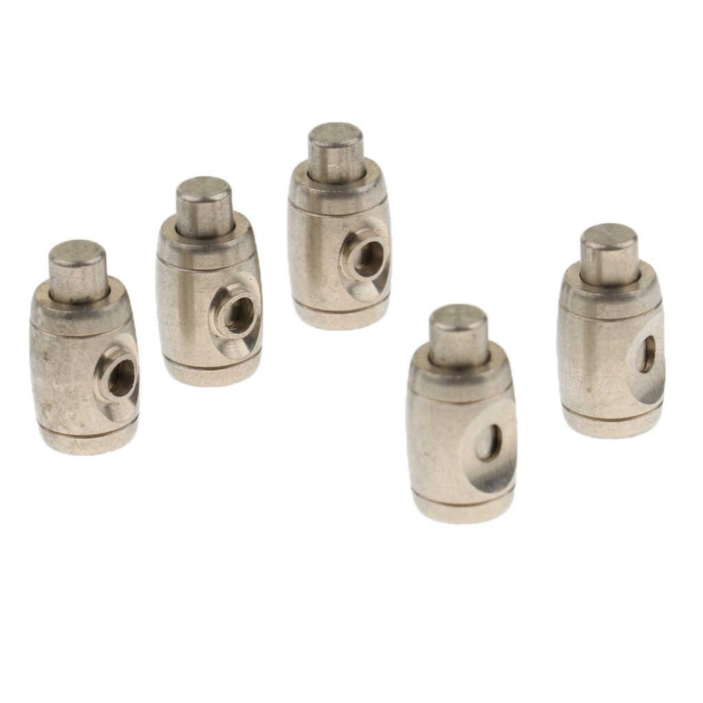5 個トランペットキートロンボーン串バルブトランペット修復ツールトランペット交換アクセサリー