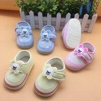 Новый узор Aing красивый мультфильм ребенок исследование прогулочная обувь точка резиновая нескользящая детская обувь милая детская обувь
