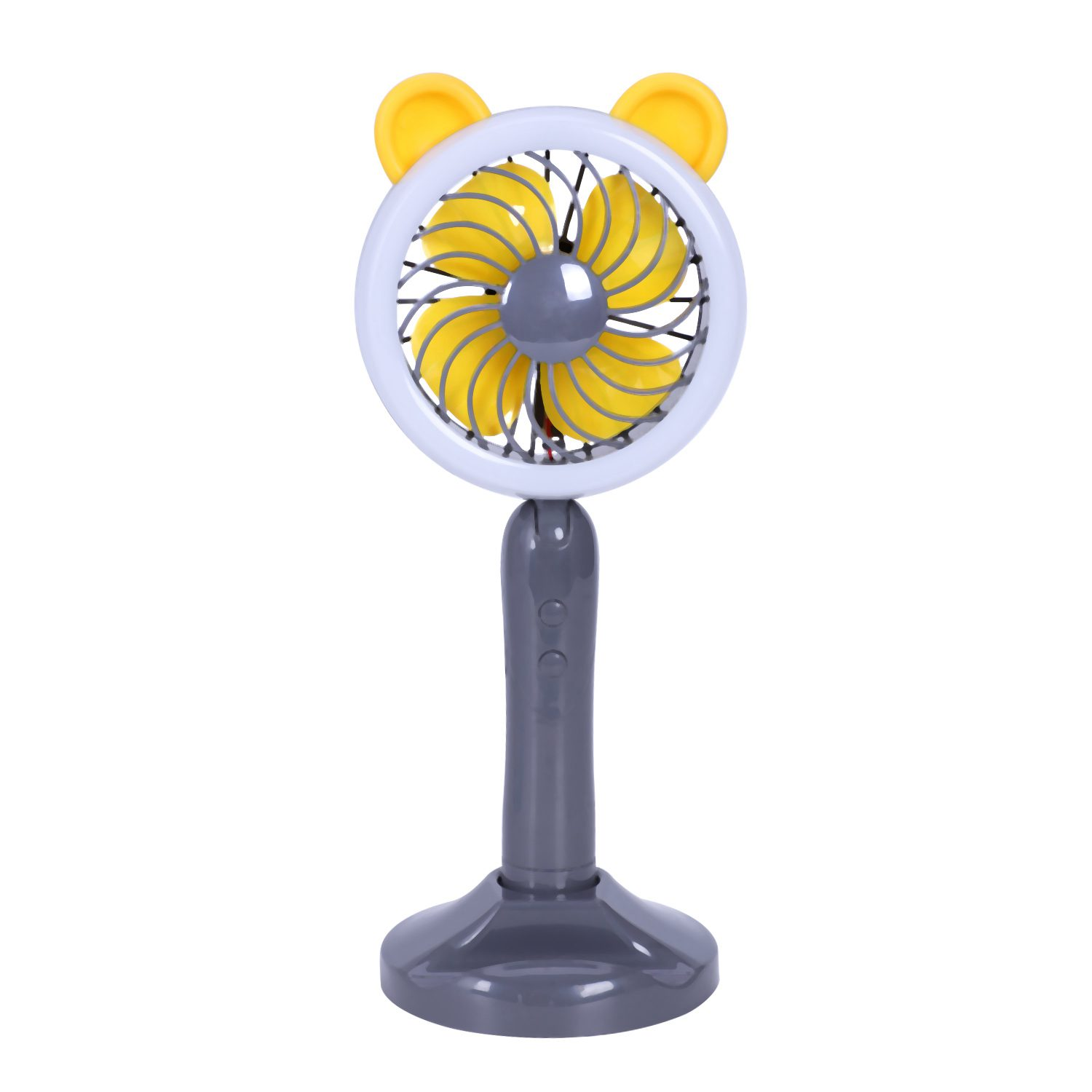 Super Cute Multifunction Portable Phone Selfie LED Ring Light USB Charger Fan For Hot Summer Phone HolderSuper Cute Multifunction Portable Phone Selfie LED Ring Light USB Charger Fan For Hot Summer Phone Holder