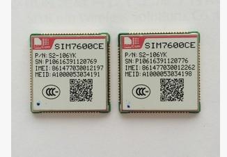 sim7600ce LCC Suporte LTE TDD/FDD LTE/HSPA +/td-scdma/EVDO e GSM/GPRS/EDGE band, suporte LTE CAT4 (1 PCS)sim7600ce LCC Suporte LTE TDD/FDD LTE/HSPA +/td-scdma/EVDO e GSM/GPRS/EDGE band, suporte LTE CAT4 (1 PCS)