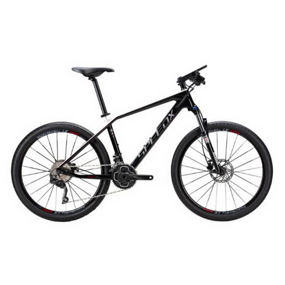 180803/Riding Intelligent Carbon Fiber Mountain Bike / Bike Male Student Bike / Trolley Car Two-disc Brakes 30 Speed