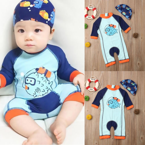 6ca150978b75e top 10 most popular baby protective swimwear ideas and get free ...