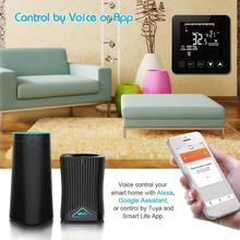 Universal WiFi Alexa Temperature Regulator Heating Thermostat Digital LCD Touch Screen Temperature Controller Thermoregulator