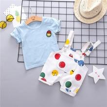 Kids Baby Girls Boys Clothing Sets 2pcs