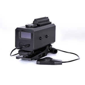 Image 3 - 700m aralığı bulucu ile ayarlanabilir kapsam dağı avcılık kapsamı için LE032 lazer telemetre 21mm ray optik taktik dişli