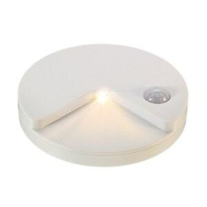 Bifi-настенный светильник Usb Перезаряжаемый Pir датчик движения светодиодный ночник Настенный светильник для кабинетный Туалет прохода корид...