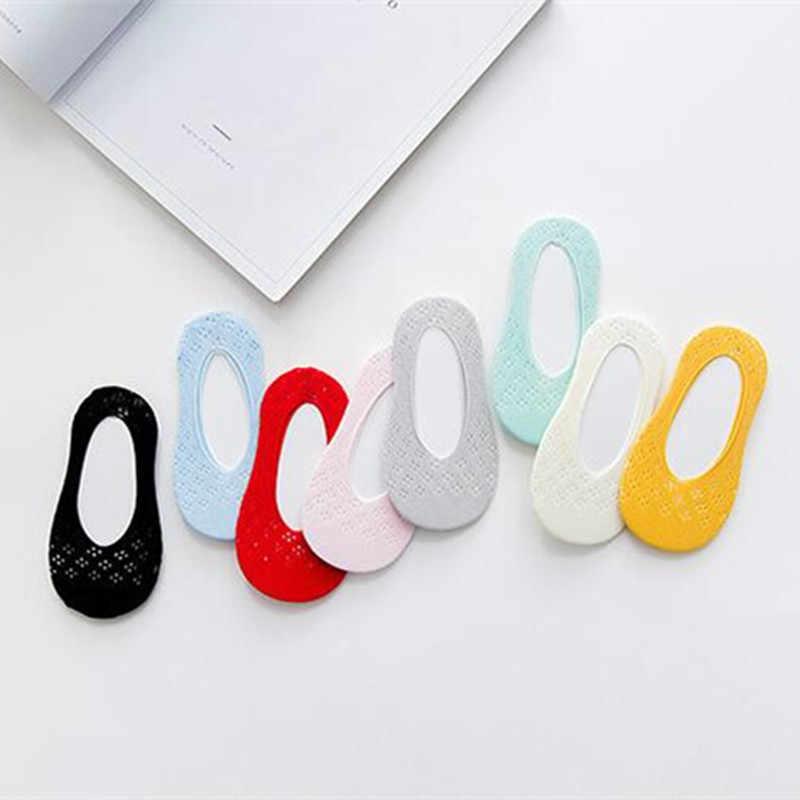 Zomer Kids Sokken Onzichtbare Holle Sokken Peuter Ultra-Dunne Mesh Ademende Sokken Jongen Footwear Ankle Korte Sok Voor Kinderen