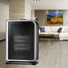 650W/1300W Adjustable Home Electric Fan Heater Low-noise 220V Temperature Controller Large Warming Area for House Office PTC