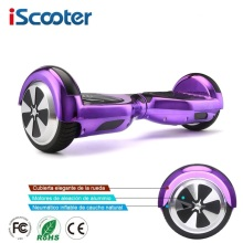 Iscooter Hoverboard Bluetooth 6.5 Inch Electric Skateboard Hover Board Gyroscope Electric Scooter Standing Scooter koowheel hoverkart for hoverboard hover board hovercart go kart hover kart safety walk hoverseat car for electric scooter