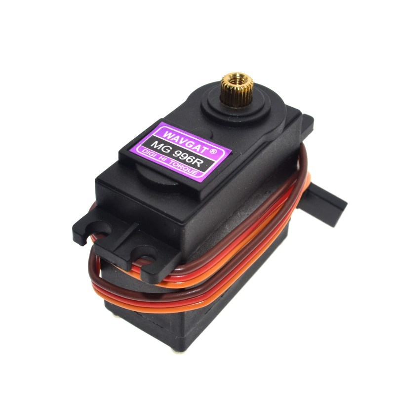 Hot Sale New Servos Digital Mg996r Mg996 Servo Metal Gear For Futaba Jr Car Rc Model Helicopter Boa in Parts Accessories from Toys Hobbies