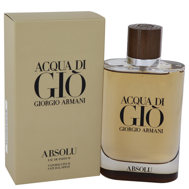 Acqua Di Gio Absolu By Giorgio Armani Eau De Parfum Spray 42 Oz For