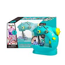Electric Children Portable Miniature Presente Sewing Machine Without Board Mini Multi-function Household Sewing Machine