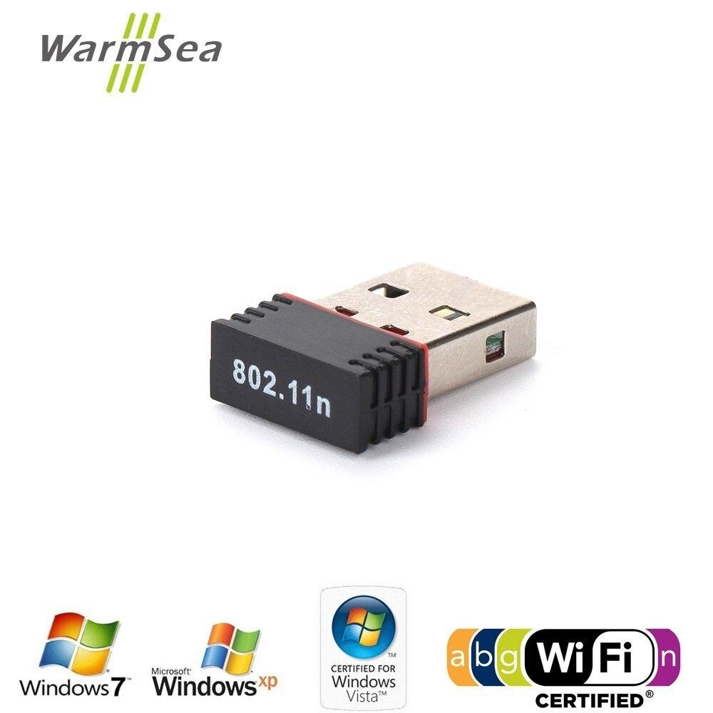 Mini USB 2.0 WiFi Dongle Raspberry Pi 3 Model B Wireless Adapter Dongle 802.11n 150Mbps USB WiFi Adapter For Raspberry Pi 3B+/2