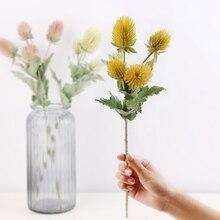 1PCS 45CM Fig Artificial Flowers Plastic Plants Wedding Home Decoration Valentines Day DIY