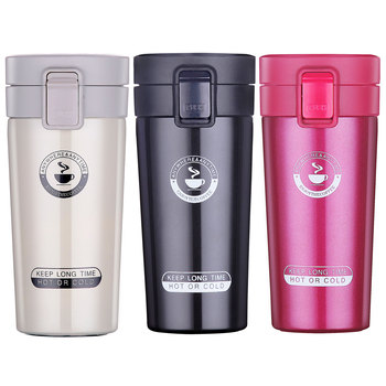 Outdoors Stainless Steel Coffee Cup Originality Vacuum Vacuum Cup Readily Cup Daily Necessities Customized Logo