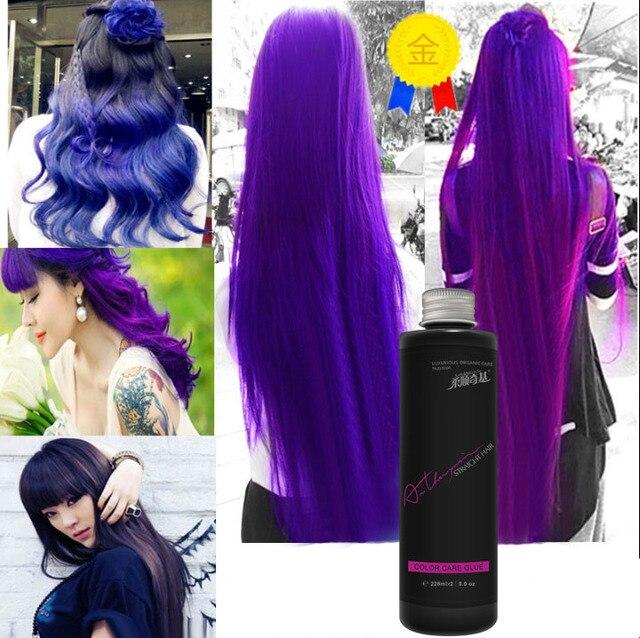dark purple hair color 1