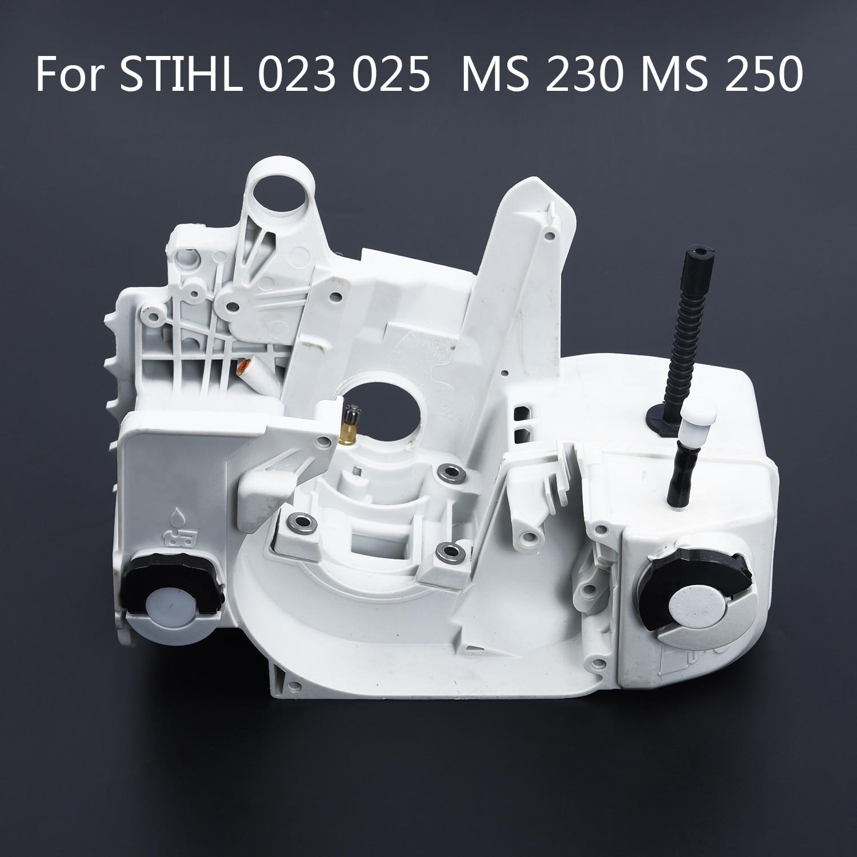 Oil Fuel Gas Tank Crankcase For STIHL 021 023 025 MS210 MS230 MS250#11230203003Oil Fuel Gas Tank Crankcase For STIHL 021 023 025 MS210 MS230 MS250#11230203003