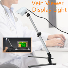 7 режимов Vein Finder Vein Transilluminator камера Imaging IV медицинский прибор для просмотра Вены Регулируемый Профессиональный красный светильник для детей