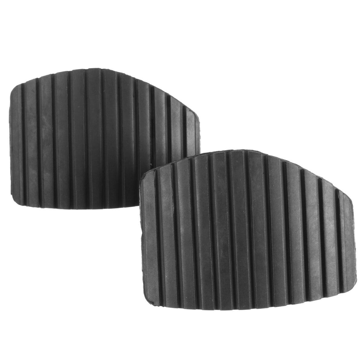 Dibiao One Pair Car Clutch Brake Pedal Rubber Pad Cover for Auto Peugeot//Citroen 1007 207 208 301 C3 C4 C5 C6 C8