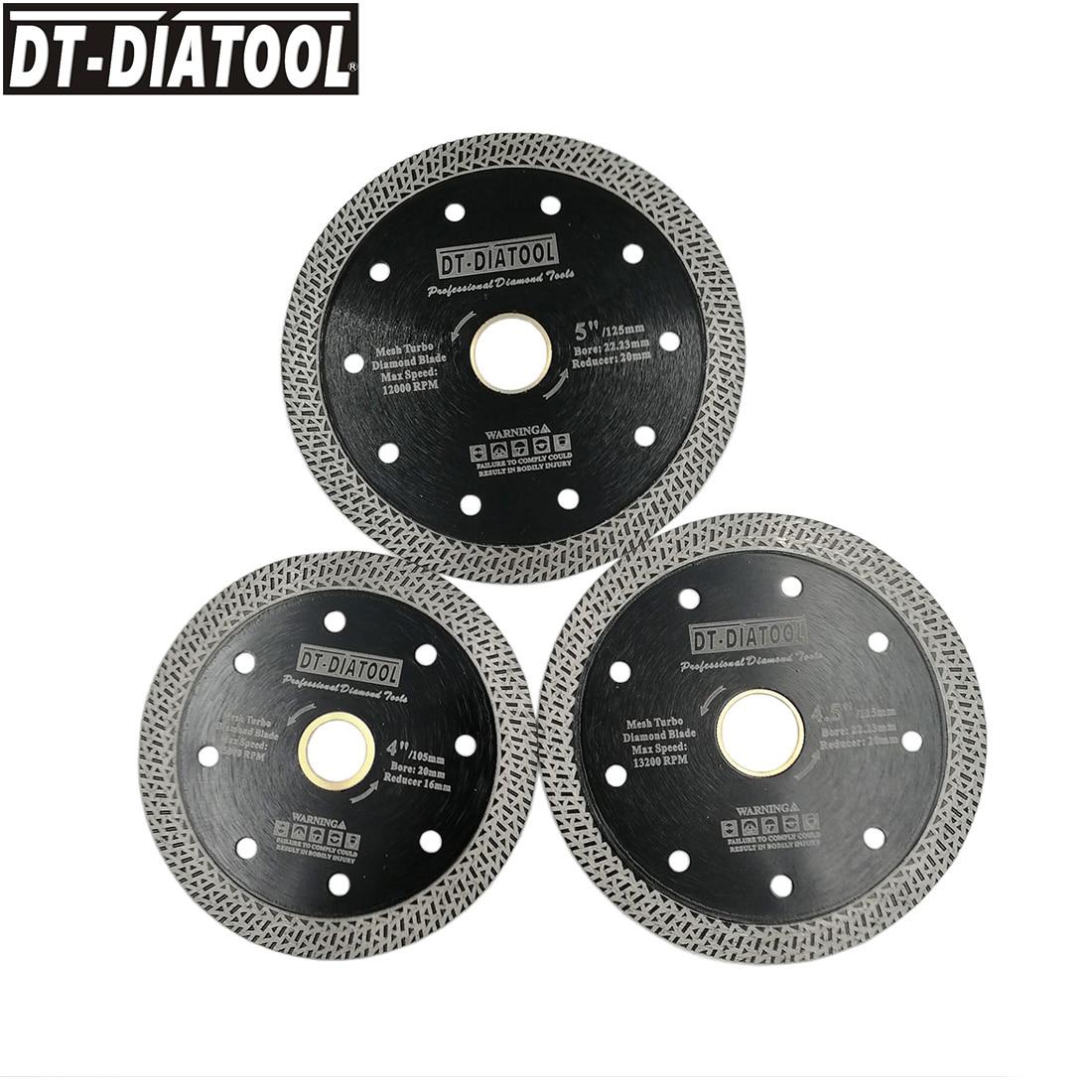 DT-DIATOOL 2pcs 4