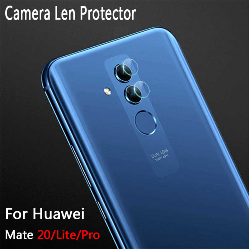 Tempered Glass For Huawei Mate 20 Lite Camera Lens Protector For Huawei P30 Lite P20 Pro Mate 30 Protective Glass light P30lite