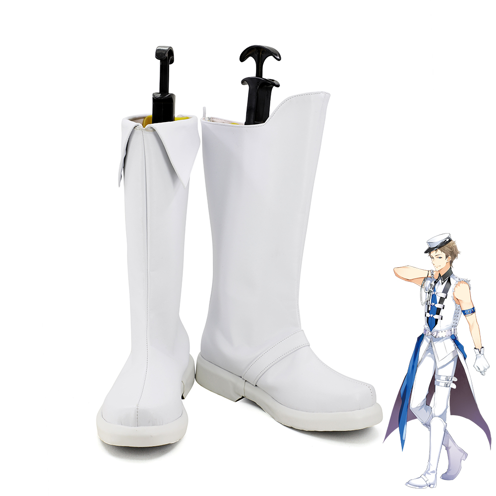 THE ANIMATION Procellarum FUDUKI KAI Cosplay Shoes Men Boots