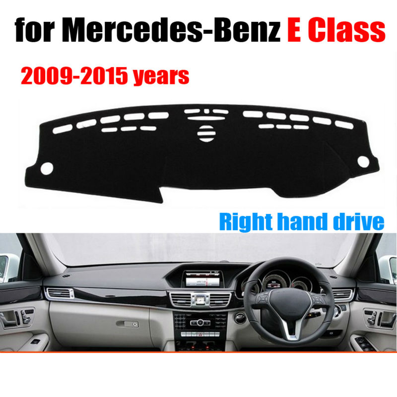 Car Dashboard Covers Mat For Mercedes Benz E Class 2009