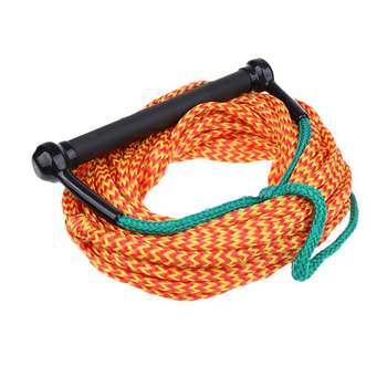 1Pcs 23m Water Ski Rope Safety Surfing Tow Line Leash Cord With EVA Handle Grip For Wakeboard Kneeboard Surfing 1