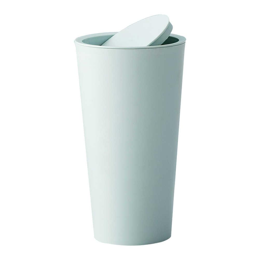 Мини Автомобильная корзина для мусора трубы настольные компьютеры мини креативный кухня гостиная мусорный бак салонные аксессуары (зеленый)