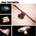 Новое поступление  3D голографический светильник с логотипом  проектор  портативный голографический проигрыватель  светодиодный уникальны...