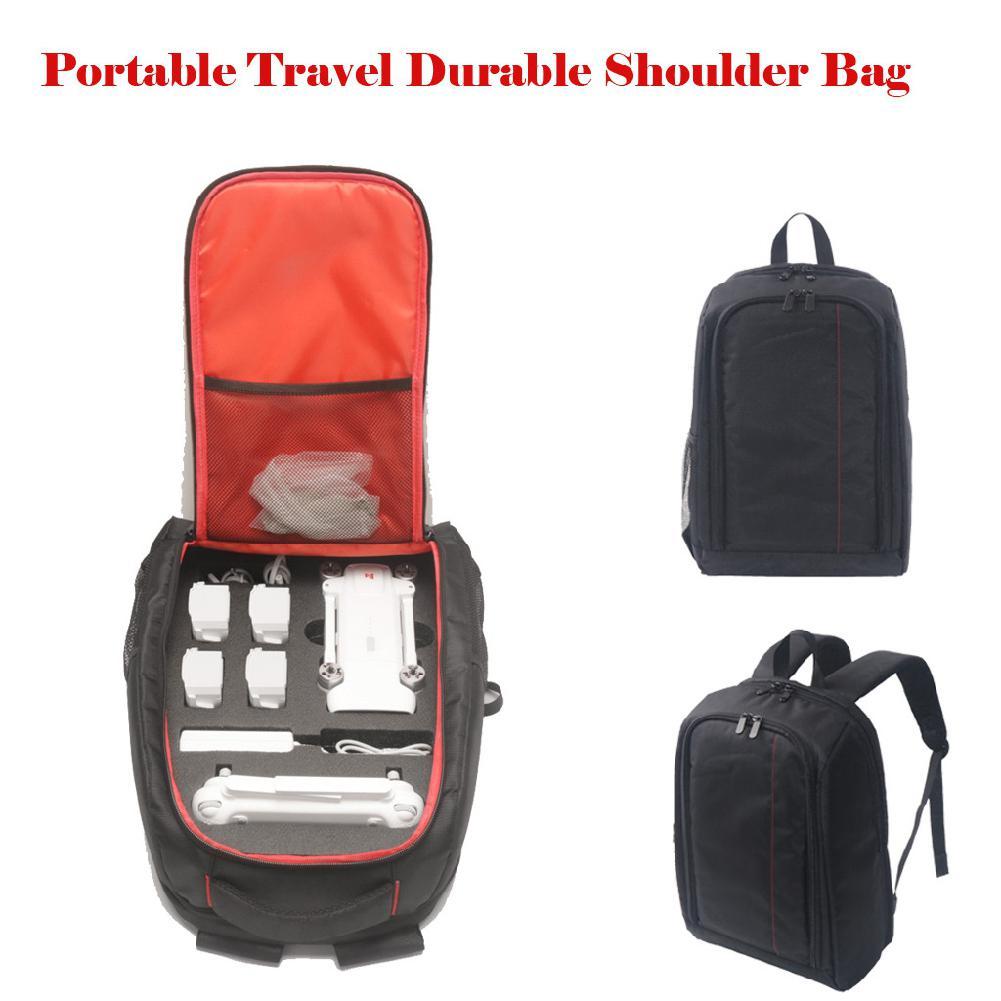 RCtown Carry Storage Case Shoulder Bag Backpack for Xiaomi FIMI X8 SE Portable Travel Carrying Shoulder