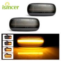 LED Blinker Side Marker Lights Amber Smoke Signal Light Led Indicator Lamp For Audi A3 S3 8P A4 S4 RS4 B6 B7 B8 A6 S6 RS6 C5 C7