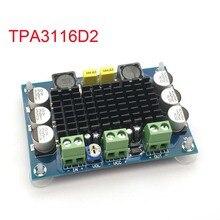 XH M542 DC 12 26V 100W TPA3116DA Mono kanal dijital elektrikli ses yükseltici TPA3116D2 kurulu