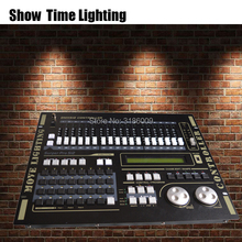 Easy use Super Pro 512 DMX Controller double out A/B DMX512 output console for XLR-3 led par beam moving head DJ light Show time dhl free shipping 2 4ghz dmx512 wireless rechargeable receiver xlr for dj lightning control in led par led moving head laser