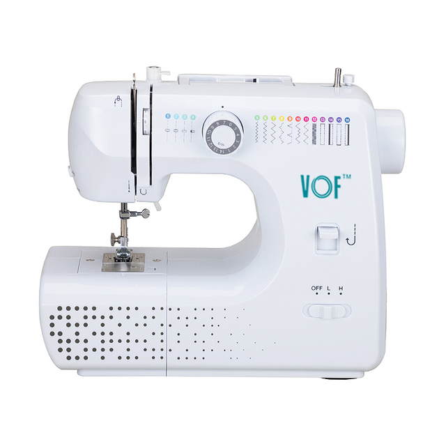 FHSM 40 Automatic Single Needle Interlock Sewing Machine Mini New New Home Sewing Machine Threading Instructions
