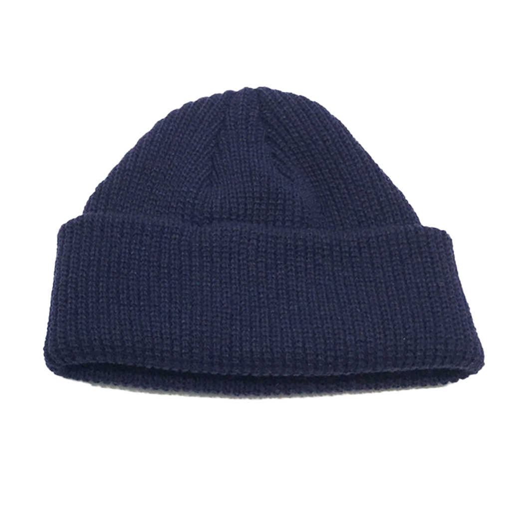 88e6970ab06 ... New Fashion Men Knitted Hat Wool Blend Beanie Skullcap Cap Brimless Hip  Hop Hats Casual Black ...