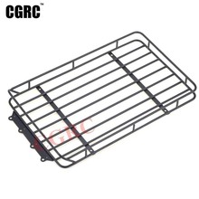 Roof-Rack Trx4 Bronco Jeep Wrangler Axial Scx10 Rc Crawler Metal for 1/10 Car 90046 230--145--30mm
