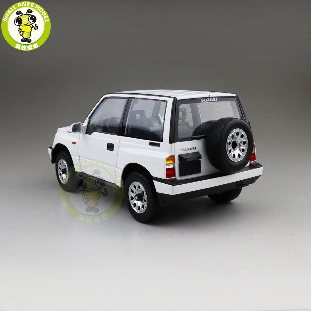 1/18 DORLOP Suzuki Vitara เอสคูโดซ้าย Diecase รุ่นของเล่นเด็กของขวัญสีขาว-ใน โมเดลรถและรถของเล่น จาก ของเล่นและงานอดิเรก บน   2