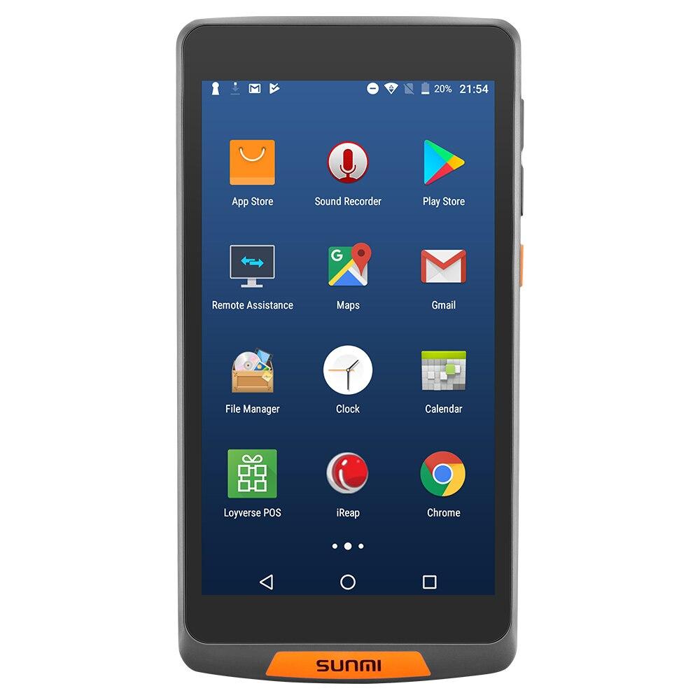 IPDA052 Terminal de mano POS robusto Android 7,0 PDA QR escáner de código de barras WiFi Bluetooth 4G pedido portátil PDA para restaurante-in Escáneres from Ordenadores y oficina on AliExpress - 11.11_Double 11_Singles' Day 1