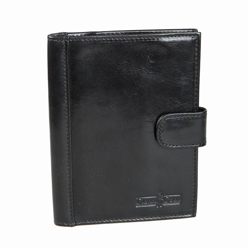 Passport cover Gianni Conti 907035 black hot overseas travel accessories passport cover luggage accessories passport card energy
