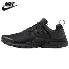 online retailer a11b6 6fd0a NIKE AIR PRESTO essentiel Original hommes chaussures de course confortables  en plein AIR respirant amorti chaussures