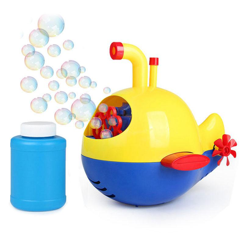Kids Toys Wedding Bubbles Machine Automatic Bubble Blower fo
