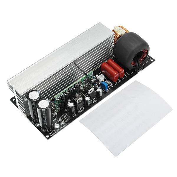 3000W Pure Sine Wave Inverter DC380V to AC220V Power Board Post Sine Wave Amplifier Board Assembled Inverters ConvertersSupplies цены онлайн