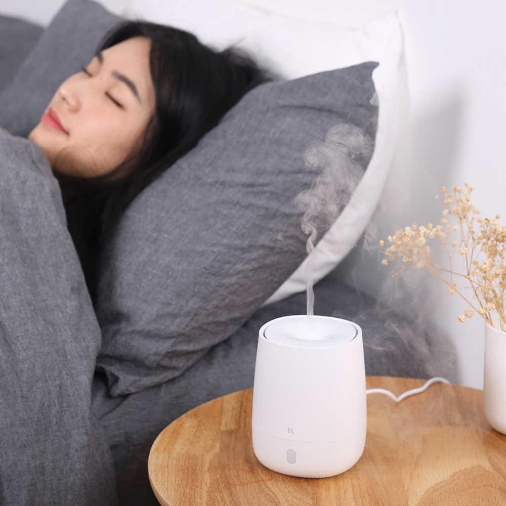 Xiaomi Youpin Hl портативный usb-мини воздушный диффузор для ароматерапии и увлажнитель 120 мл тихий ароматический увлажнитель воздуха 7 светлый цвет домашний офис