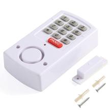 цена New 1pc Wireless Battery Burglar Keypad Remote Control Set For Door Window Alarm Security System Home онлайн в 2017 году