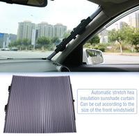 Retractbale Car Rear Window Sun Visor UV Protection Curtain Sunshade Sun Protect Auto Accessories