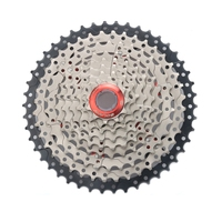 Bolany 9 27S 11 46T Single Speed Mountain Bikes Mtb Wide Ratio Bicycle Cassette Sprockets Parts